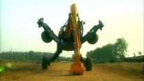 AMAZING All-Terrain Spider Excavator