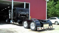 That's a SICKNESS -1994 Peterbilt 379 Custom Truck