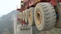 580-Ton Chine Massive Bridge Builder Erection Monster Machine Must See!!!