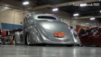 James Hetfield's Gorgeous 1936 Ford - Iron Fist!