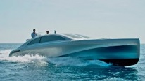 "Mercedes-Benz Arrow460-Granturismo SUPER LUXURY YACTH ""Silver Arrow of the Seas"""