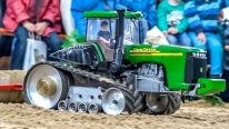 Fascinating World of 1/16 Scale R/C Tractors