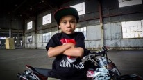 AJ Stuntz - The 6-Year-Old Stunt Rider