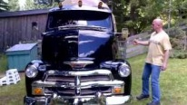 WOW Nicely Done! Russ Moen's 1954 Chevrolet COE Tourliner