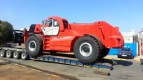 The Biggest Telehandler on the Planet - Manitou MHT-X 14350