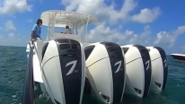 Awesome 2,228 hp Luxury Boat: 472 Panacea by Intrepid Powerboats