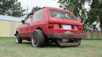 Hitting Down the Road with 1988 Yugo GV-Oldsmobile V-8 Conversion