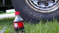 Brilliant Idea: Using Coke and Aluminum Foil to remove Rust