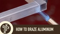 How to Braze Aluminum Without Even Using a Welder