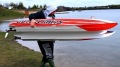 Ultra-Powerful Huge R/C 25000 Watt Speedboat Works Like a Legend