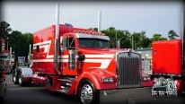 Meet the New Boy: Kenworth 2015 W900L by Lanita Specialized LLC