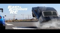 The R/C Version of Fast & Furious Looks Like a Real Scene from the Movie