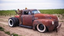 Charismatic Rusty Ratrod Looks and Drives Really Cool