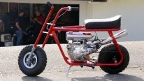 HOT ROD Unlimited: Taco Mini Bikes-Joe's Mini Bike Reunion