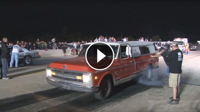 H B Ac D on 01 Dodge Ram Drift Truck