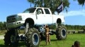 The Million Dollar Monster Truck... Bling Machine
