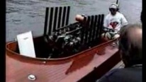 Old but Gold Liberty V-12 Boat Engine Sounds Like a Beast