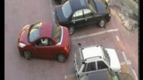 Stealing a Woman's Parking Place is not a Good Idea for Sure!!!