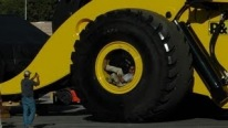 The L-2350 by LeTourneau: The World's Biggest Wheel Loader