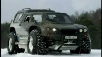 "Aton-Impulse ""Viking 2992"": Excellent Russian-Made Off-Road Amphibious"
