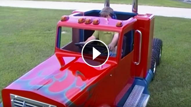 Most Expensive Mercedes >> Surprisingly Expensive but Extremely Cool Mini Kenworth Truck
