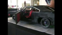 Legendary 1970 Model Dodge Charger Made Out of Legos Looks Perfectly Impressive