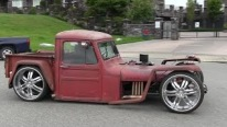 You Better See This: Insanely Cool Rat Rod