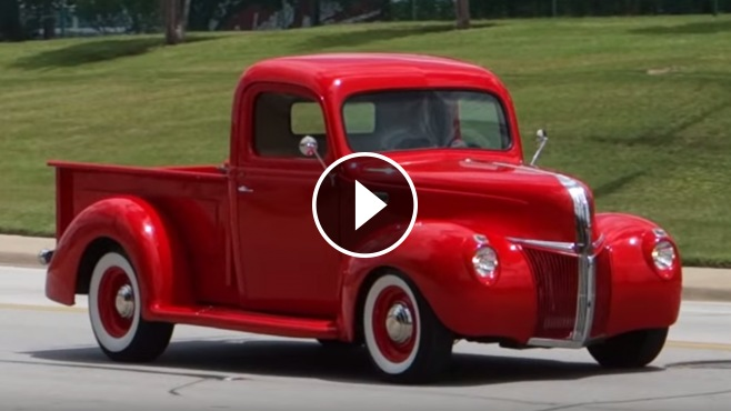 2016 Jeep Truck >> 1941 Model Hot Rod Ford F1 Pickup Truck Looks ...