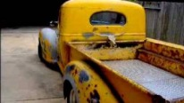 1947 Hudson Commodore Super Six Rat Rod Pickup Truck