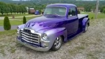 1955 Model GMC 454 Check Big Block Powered Pickup Truck Looks Stunningly Cool