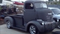 Another Extremely Rare 1947 Model Chevrolet Coe Pickup Truck