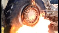 This is How to Mount Tire Using Fire!