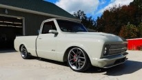Stunningly Beautiful Chevrolet C/10 Street Truck