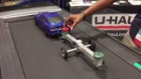 Brilliant Demonstration: Towing Weight Distribution System Model