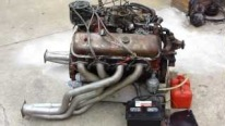 Redneck Engineering Presents: Chevrolet 454 Rat Rod Engine Start Up