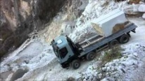 How Things Work in Carrara Marble Quarry