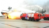 Well-Equipped Airport Fire Trucks Offers Highest Safety at Airports
