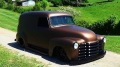 1947 Model Perfectly Customized Chevrolet Panel Truck Will Fascinate the Enthusiasts