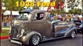 "Fully and Perfectly Customized 1938 Ford COE ""Cab Over Edition"""