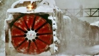 Brilliantly Designed Snow Removal Equipment: Rotary Snowplow
