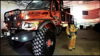 4x4 Extra Extreme Bulldog Firefighting Brush Truck Is Gonna Amaze You