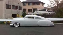 Finely Customized 1949 Model Chevrolet Chopped Fleetline Looks Simply Gorgeous