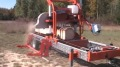 Hydraulics LumberPro HD36 Portable Sawmill Works Perfectly