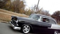 Wanna Have An Exciting Ride with Excellently Built 1955 Chevrolet Bel Air?