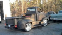 Pretty Badass Ford COE Little Big Rig For You To Enjoy