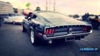 Legendary Muscle Car: Big Block V8 Powered 1968 Ford Mustang GT-390 Fastback