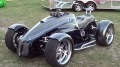 The Shredder: Magnificently Built LS2 V8 Powered Custom Street Quad