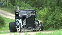 The Street Stalker: A Perfectly Treated V8 Powered 1932 Model Ford