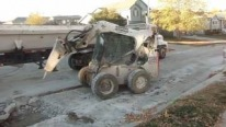 Now That's a Professional: Amazingly Skillful Operator Makes the Bobcat Work Like a Boss