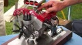 Spectacularly Built Miniature Chevrolet V8 Engine with Mini CNC 4-Axis Sounds Fantastic